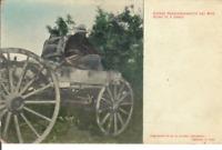 Antique Eugene Hehakawakantuya & Wife Going to a Dance Posted 1909 Postcard
