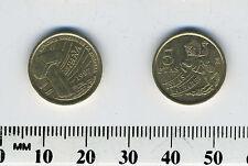Spain 1997 - 5 Pesetas  Aluminum-Bronze Coin - Balearic Islands