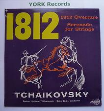 FDY 2040 - TCHAIKOVSKY - 1812 Overture RIDGE Boston NPO - Ex Con LP Record