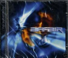 AFFAIR No Substitute CD SEALED Melodic Hard Rock