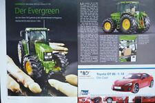 1:87 Schuco 26083 John Deere 4955 tracteurs agricoles-Entièrement NEUF dans sa boîte