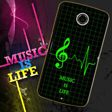 Music is LIfe for Google Nexus 4 5 6 7 Phone Case