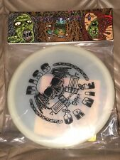 Discraft Disc Or Die Limited Edition Glow Buzzz 177+ w/ Black Stamp #11/50 New