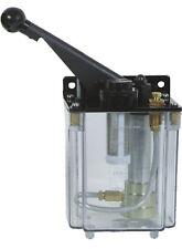 Right Hand Manual Bridgeport Lubricator 1 Liter CKE-8 Bijur