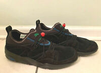 PUMA x Blaze of Glory Soft Flag Black Shoes Men's Size 9.5 Pre-owned Sneakers