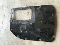 Jeep Wrangler YJ 87-95 Automatic Transmission Tunnel Cover  (032)