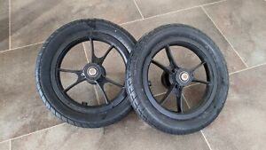 Baby Jogger City Select or Elite Spare/Replacement Pair of Back Rear Wheels.