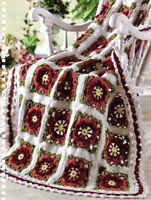 40+ Heirloom Afghans and baby patterns,The Needlecraft Shop crochet pattern book