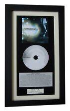 CHRIS CORNELL+SOUNDGARDEN Morning+Mourning CLASSIC CD Album FRAMED+GLOBAL SHIP