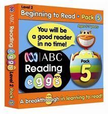 ABC Reading Eggs - Beginning to Read Pack 5