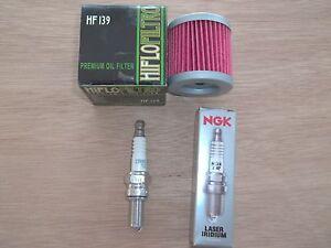 New Tune up Kit Suzuki LTR450 LTR 450 Iridium Spark Plug Oil filter 06 07 08 09
