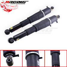 2X Rear L&R Air Suspension Strut Shocks For 2000-13 Chevrolet Tahoe GMC Cadillac