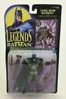 Legends of Batman Long Bow Batman Arrow Slinging Assault Vintage 1995 Kenner