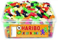 HARIBO SWEETS - Jelly Babies 600 Per Tub