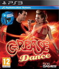 Grease Dance (PlayStation Move) PS3 Playstation 3 IT IMPORT 505 GAMES