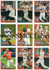 2010 Topps Traded Update Highlights Complete Mint 330 Card Set No Factory Made