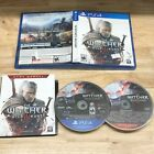 PS4 - The Witcher 3 III Wild Hunt PS4 Complete With Soundtrack