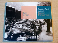 Donald Byrd Quintet/Parisisan Thoroughfare/2000 CD Album