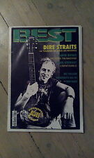 BEST N° 279 / OCTOBRE 1991 / DIRE STRAITS / DAVID BOWIE / DAVE STEWART