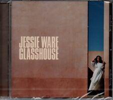 JESSIE WARE - GLASSHOUSE     *NEW & SEALED 2017 CD ALBUM*