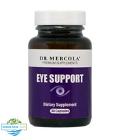 Eye Support with Lutein | Dr Mercola | 30 Capsules | Astaxanthin, antioxidant