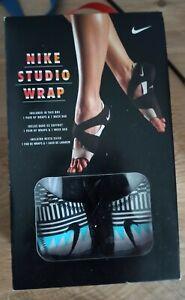 Nike Studio Wrap PRT Dance Yoga Fitness, Gr. M, UK 5,5-6,5, Eur 39-40,5, OVP