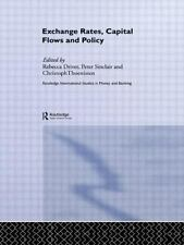 Exchange Rates, Capital Flows and Policy (2012, Paperback)