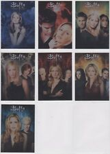 BUFFY THE VAMPIRE SLAYER ULTIMATE COLLECTOR'S SET 2 SEASON MONTAGE SET C1-C7
