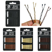 24pcs Hairpin Hair Pin Set Bobby Pin Clip Hairpin Bride Folder Wedding Jewelry