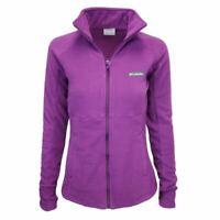 Columbia Women's Plum Basin Trail Full-Zip Fleece Jacket (Retail $55) 575