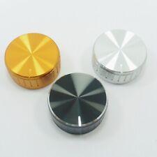 Aluminum Volume Control Knob 40mm Potentiometer 6mm Rotary Shaft Volume