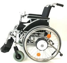 ALBER E-FIX E35 Elektroantrieb + Faltrollstuhl Rollstuhl Sitzbreite 47cm X972