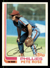 1982 Topps Baseball Cards Complete Your Set U-Pick #'s 601-792 NM/MINT Free Ship