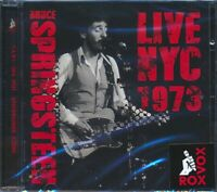 SEALED NEW CD Bruce Springsteen - Live NYC 1973