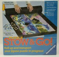 """Ravensburger Puzzle Stow and Go Storage System Roll Up Mat 46"""" x 26"""" - BRAND NEW"""