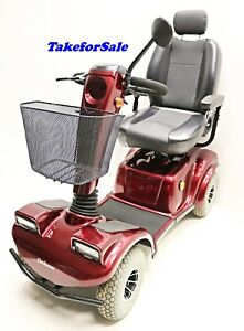 Vermeiren Shoprider Deluxe 6 km/h Elektroscooter Elektromobil Akku´s TFS674