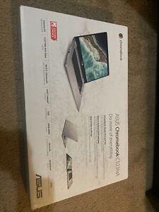 """ASUS C523N 15.6"""" Chromebook, Intel Celeron N3350, 4GB RAM, 64GB eMMC"""