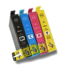 4 Inks For Epson Expression Home XP-342 XP-245 XP-247 XP-442 XP-445 XP-345 2991