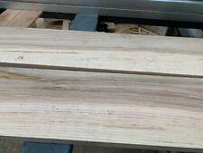 UK English live Ash wood plank board (oak or sweet chestnut)sawcut
