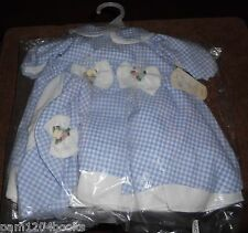 MY WAY BABIES DRESS OUTFIT BY GEPPEDDO NEW WITH TAG