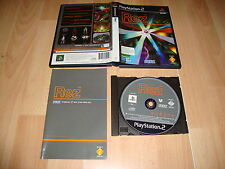 REZ PUZZLE GAME DE SEGA PARA LA SONY PLAY STATION 2 PS2 USADO COMPLETO