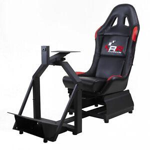RaceRoom RR 3055 Basic Bundle Spielesitz, Rennsitz, Simulator, Game Seat