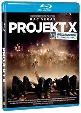 PROJEKT X (PROJECT X) - BLU-RAY