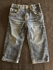 Healthtex Toddler Boy Cuffed Jeans Size 24M