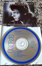 HARD TO HOLD RARE 1985 Japan OOP CD Rick Springfield Bop 'Til You Drop S.F.O.