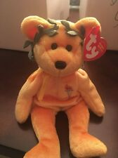 Ty Beanie Baby Victory - NWT (Bear Internet Exclusive 2004)