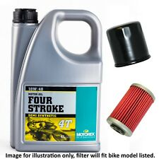 KTM 1190 RC8 2010 Motorex Semi Synthetic Oil and Filter Kit