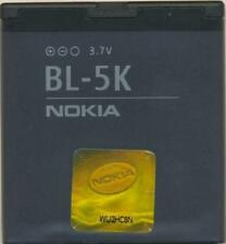 New OEM Original Nokia BL-5K BL5K Astound C7 N85 N86 Oro X7 C7-001 701 Battery