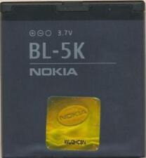 Nuevo OEM Original Nokia BL-5K BL5K asombrando C7 N85 N86 Batería De Oro X7 C7-001 701