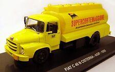 FIAT C40 SUPERCORTEMAGGIORE AGIP CISTERNA TANK AUTOBOTTE 1/43  !